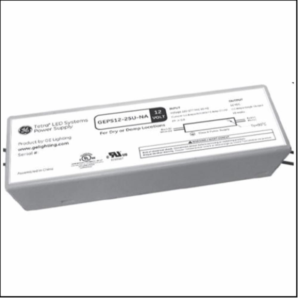 12vdc Ge Lighting Solutions Geps12 25u Na Reece Supply